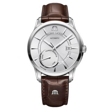 Maurice Lacroix Pontos Leather Watch