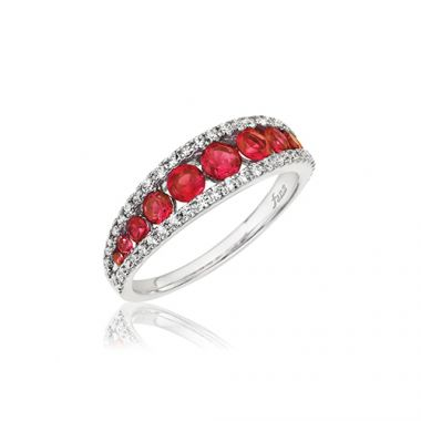 Park Designs Ruby and Diamond Graduated Band
